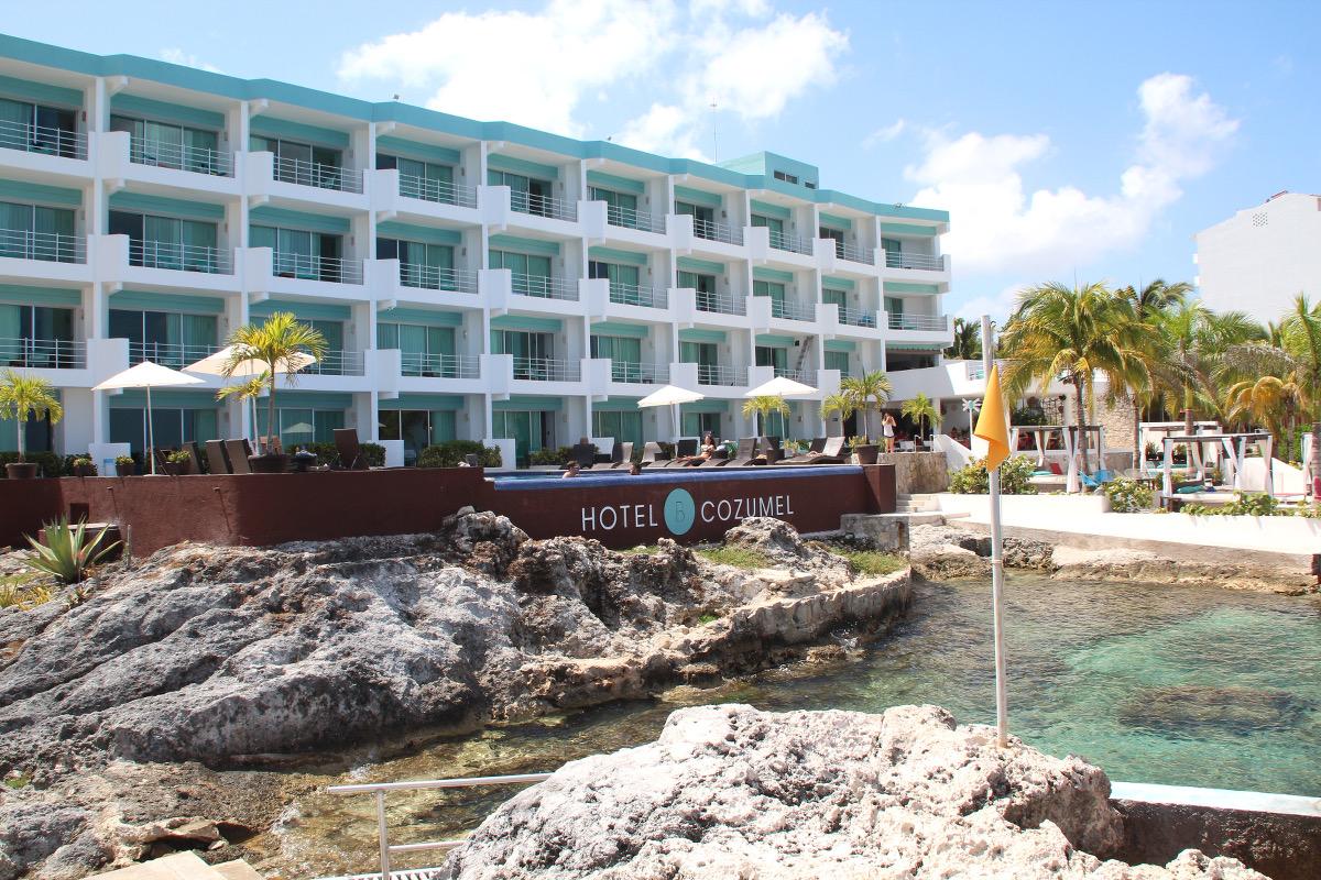 Hotel B Cozumel Mexico
