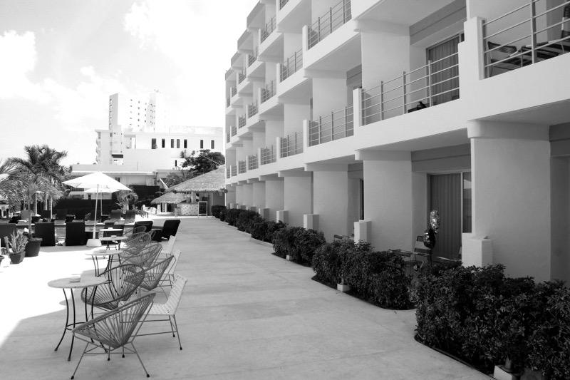 Hotel B Cozumel Mexiko