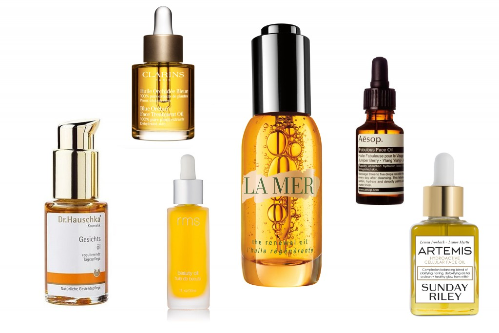 faceoil