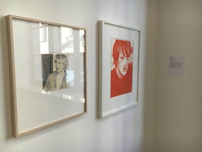 Elizabeth Peyton Ausstellung Kunsthaus Nürnberg
