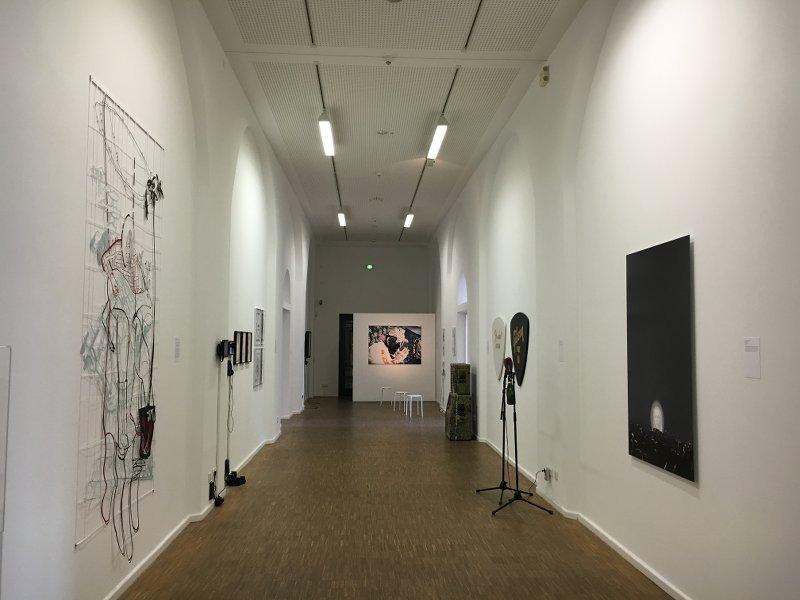Passion Nürnberg Ausstellung Eingang
