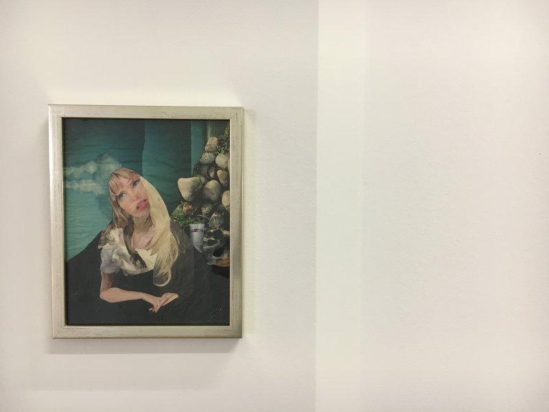 Collage Passion Nürnberg Ausstellung Kunsthaus