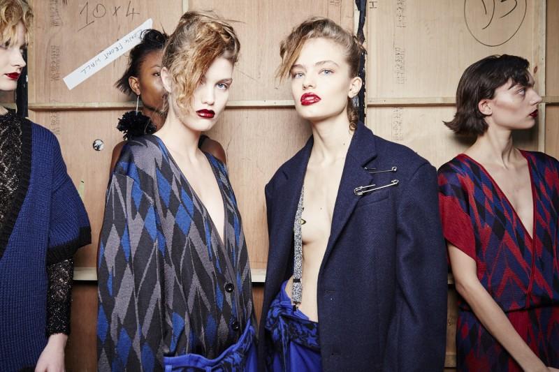 SIBLING AW16 Backstage (Sam Wilson, British Fashion Council) Lo-Res1
