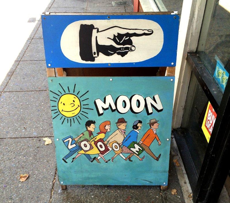 Moon -zooom Secondhand Santa Cruz