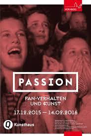 Passion Plakat Ausstellung Nürnberg Berlin