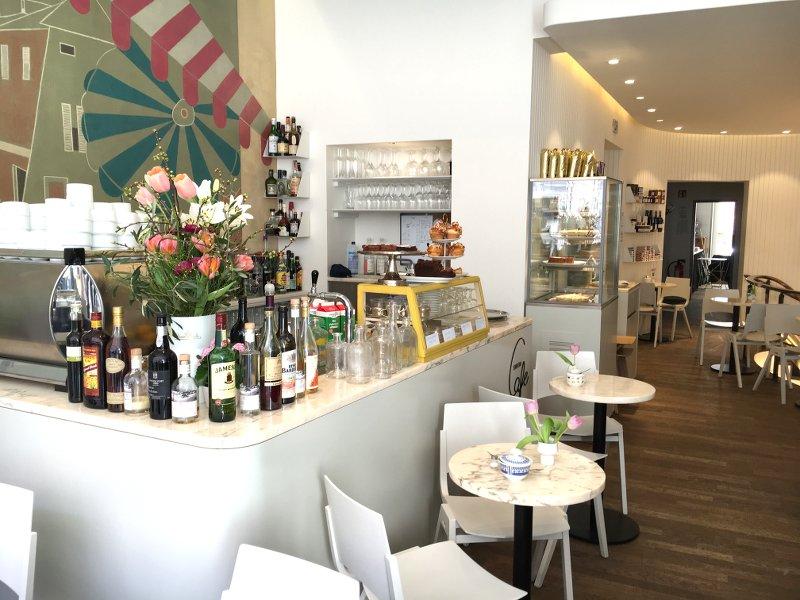 Restauranttip München Café in der Residenzstrasse Stereo