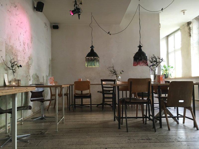 Berlin michelberger hotel eklektischer charme thewhynot for Designhotel berlin