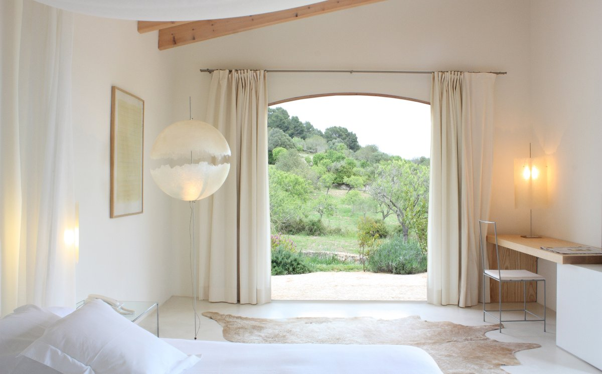 Mallorca finca son gener feiner unaufdringlicher luxus for Design hotels auf mallorca