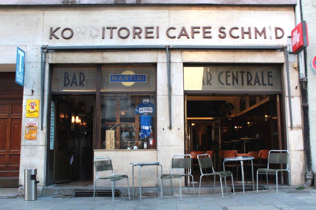 Cafe M Ef Bf Bdnchen Stadt Zentrum