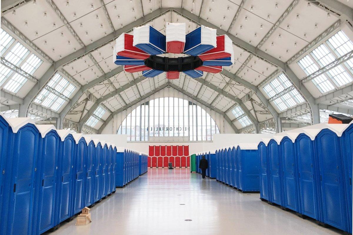 Deichtorhallen-Hamburg-Slominski-WC-Häuschen