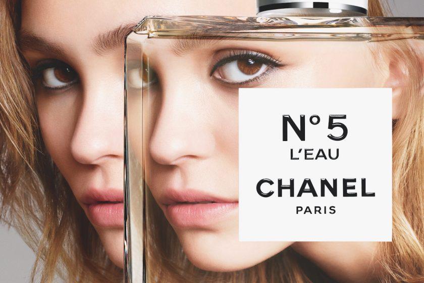 Lily Rose- Chanel-parfum