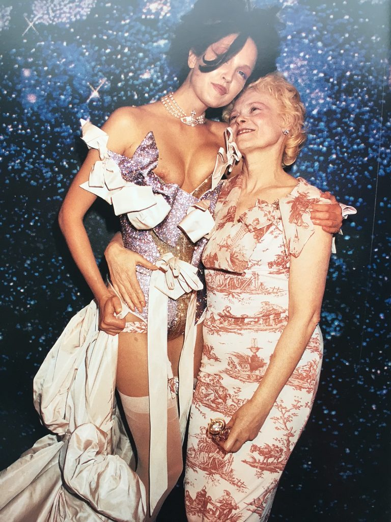 fashion faces up Vivienne westwood