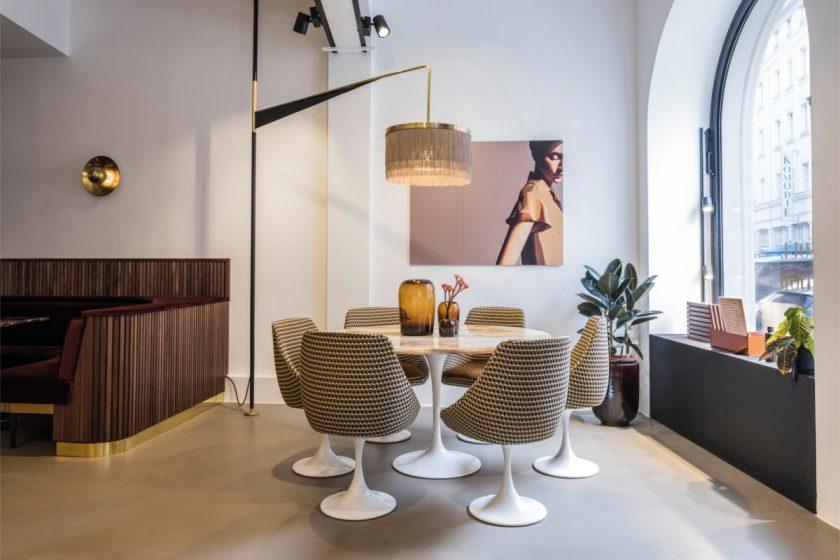 Concept Store SOIS Blessed Concept München Mode Interior Kulinarik Tagesbar Blumenladen