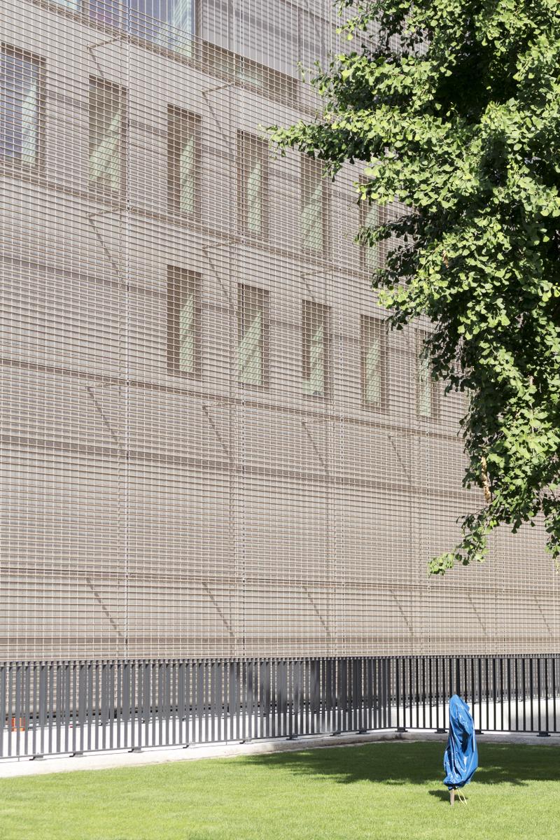 Sandra Feller Fotografie neue Kunsthalle Mannheim Eröffnung Museum Ausstellungen