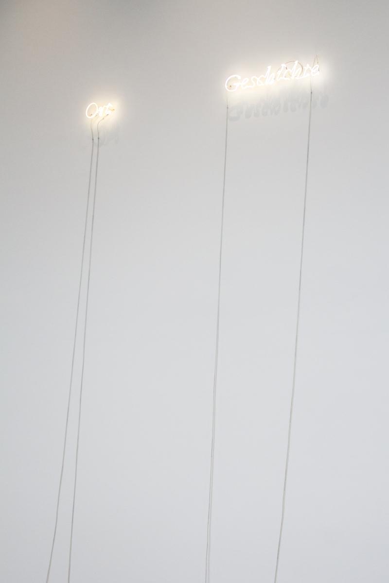 Neuen Kunsthalle in Mannheim Sonderausstellung Jeff Wall 1. Juni Eröffnung Museum Ausstellungen