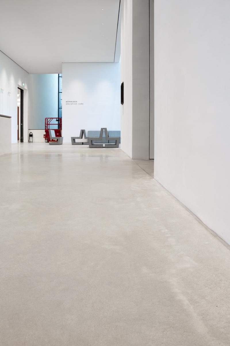 Neue Kunsthalle Mannheim Eröffnung neues Museum Ausstellungen