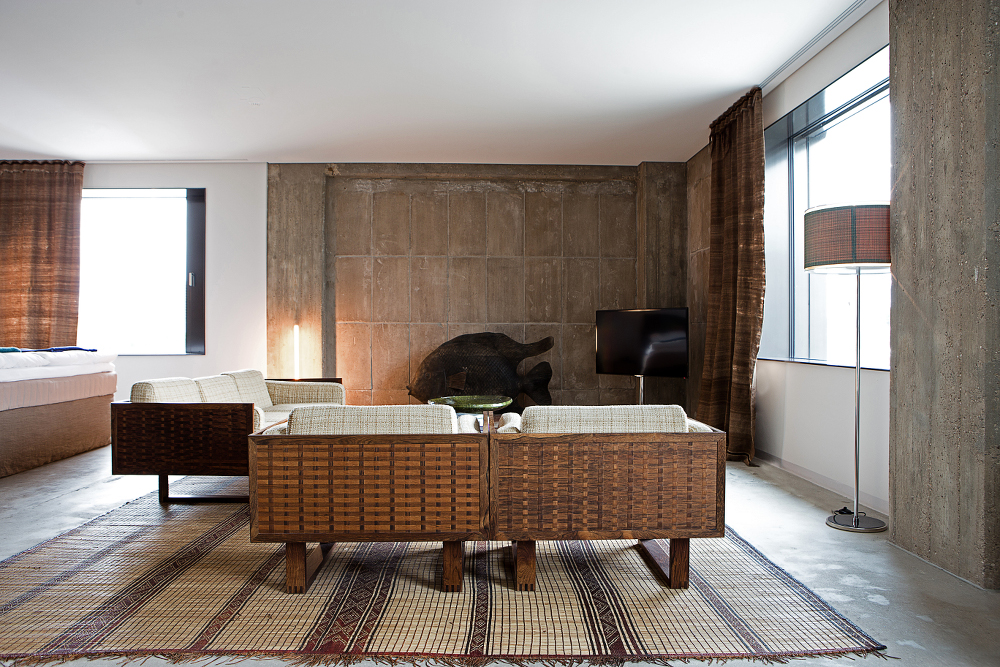 Mannheim speicher 7 hafen hotel bar thewhynot for Designhotel mannheim