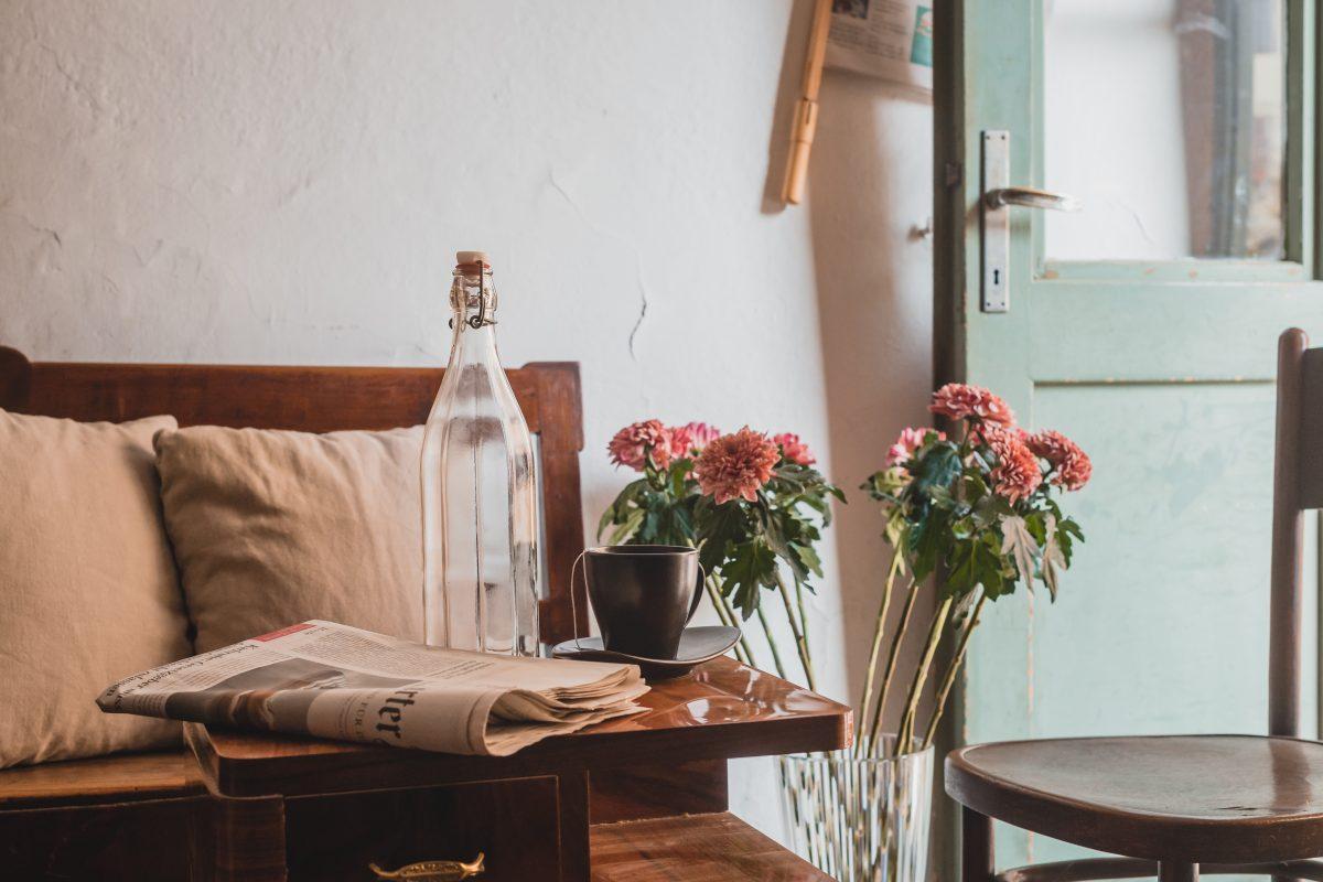 Urlaub in Bozen Meran Lana Südtirol Gasthaus Hotel Designhotel Cafe