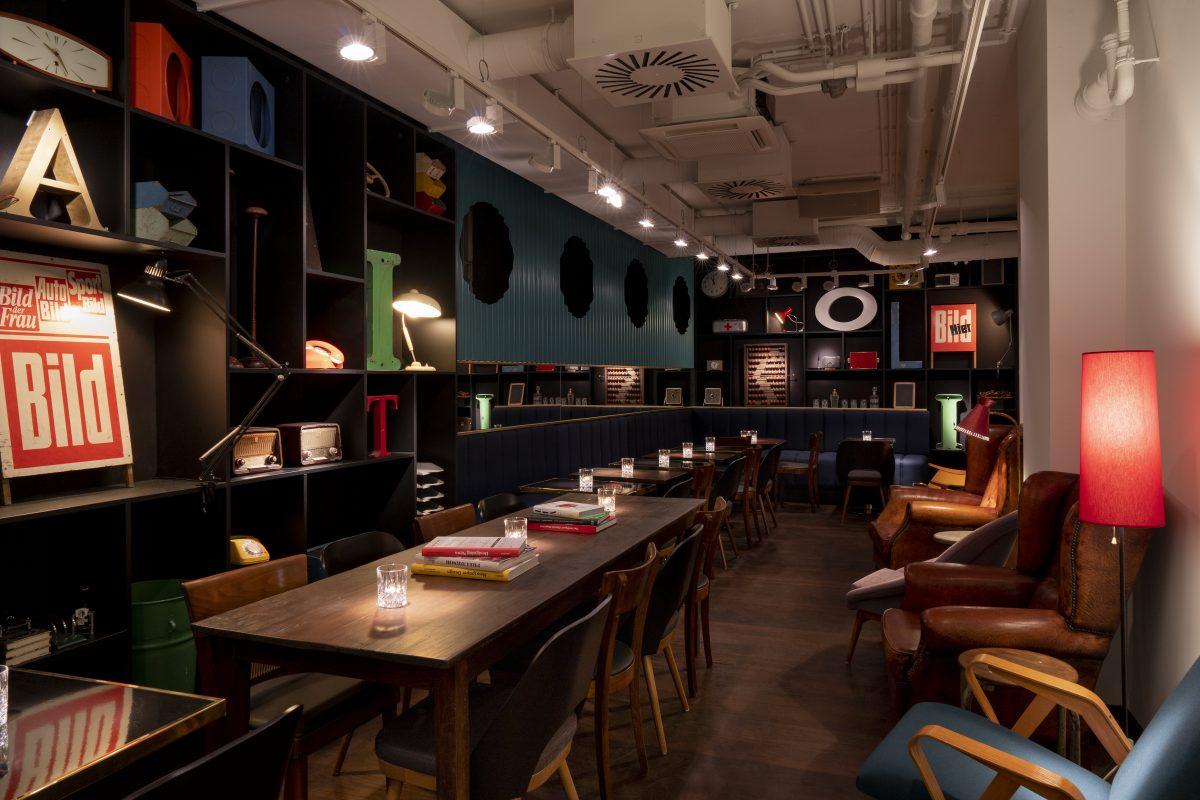 Neues Ruby Lotti Hotel Hamburg Designhotel