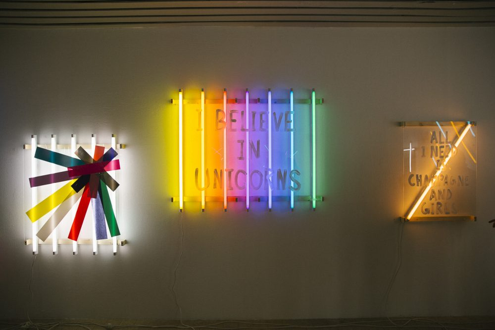 Hamburger Künstler Tizian Baldinger